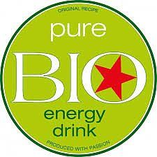 Pure Bio Energydrink Dose 330ml 100%Bio