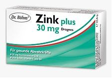 Dr. Böhm Zink Plus 30mg Dragees